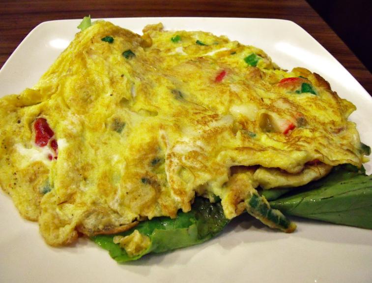 tortilla hiszpańska - omlet